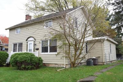 La Porte, Laporte Single Family Home For Sale: 404 Plummer Street