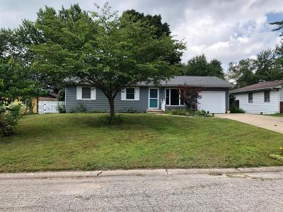 La Porte, Laporte Single Family Home For Sale: 212 Grandview Avenue