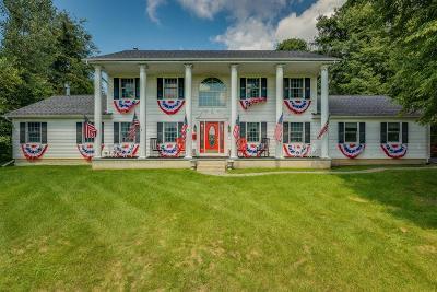 La Porte, Laporte Single Family Home For Sale: 5110 N Barclay