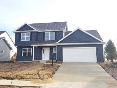 New Carlisle Single Family Home For Sale: 124 Wintergreen Drive