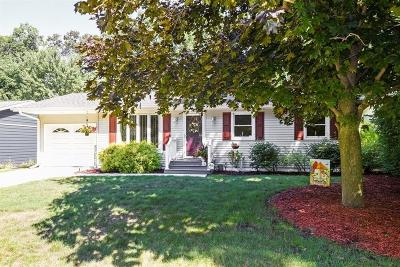 Michigan City Single Family Home For Sale: 414 Lake Hills Road
