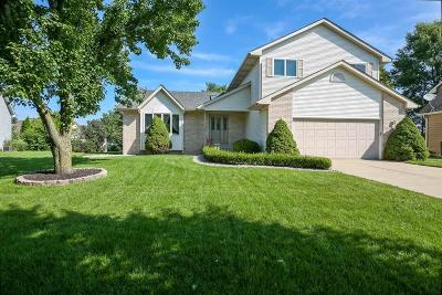 Schererville Single Family Home For Sale: 4924 Pheasant Court
