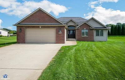 La Porte, Laporte Single Family Home For Sale: 4148 N Paden Drive