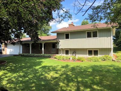 La Porte, Laporte Single Family Home For Sale: 3703 W Waverly Road