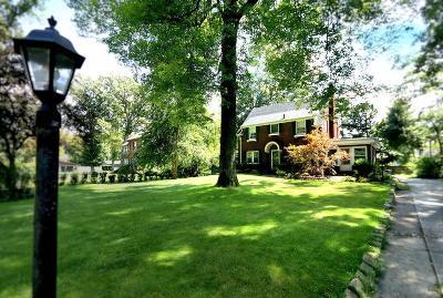 Michigan City Single Family Home For Sale: 305 E Coolspring Avenue