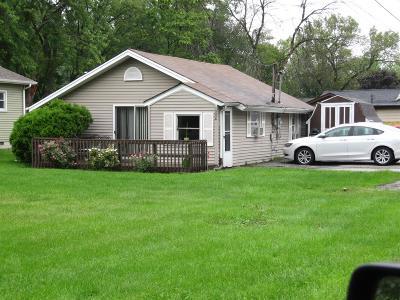 Cedar Lake Single Family Home For Sale: 13336 Rocklin Street