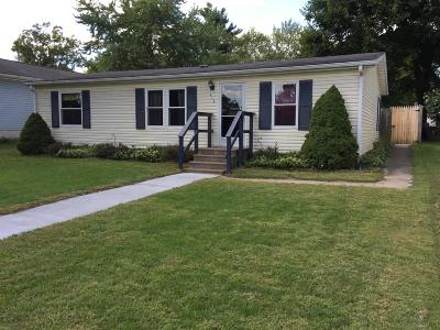 Michigan City Single Family Home For Sale: 217 S Park Street