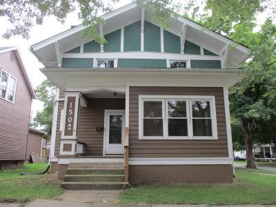 La Porte, Laporte Single Family Home For Sale: 1302 Jackson Street