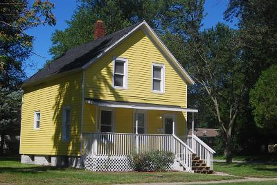 Michigan City Single Family Home For Sale: 1601 W 10th Street