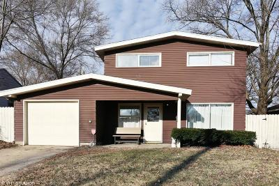 Michigan City Single Family Home For Sale: 722 Madison Street