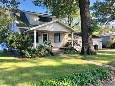 Michigan City Single Family Home For Sale: 510 Butler Street