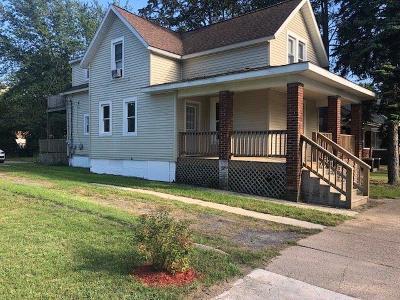 Michigan City Multi Family Home For Sale: 116 Hancock Avenue
