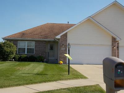 Cedar Lake Single Family Home For Sale: 10627 W 115th Court