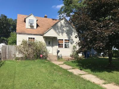Michigan City Single Family Home For Sale: 328 Springland Avenue
