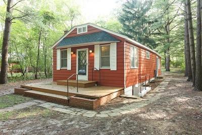 Michigan City Single Family Home For Sale: 219 Twilight Drive