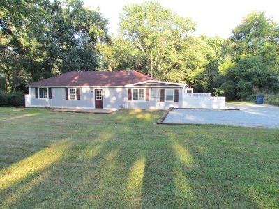 La Porte, Laporte Single Family Home For Sale: 4221 N Fail Road