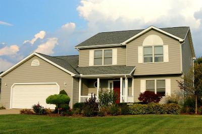 Laporte, La Porte Single Family Home For Sale: 389 Sara Lane
