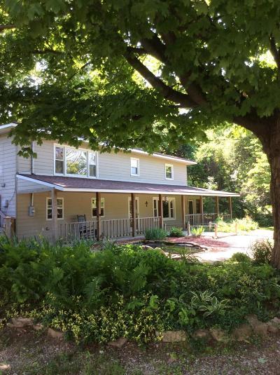 La Porte, Laporte Single Family Home For Sale: 5384 W Johnson Road