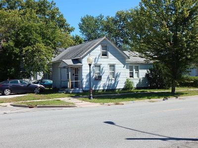 Michigan City Single Family Home For Sale: 1202 Ohio Street