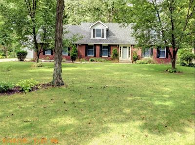 Westville Single Family Home For Sale: 501 E 1100 N