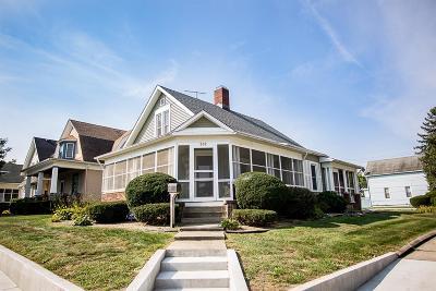 La Porte, Laporte Single Family Home For Sale: 202 G Street