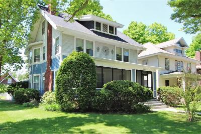 Laporte, La Porte Single Family Home For Sale: 1312 Michigan Avenue