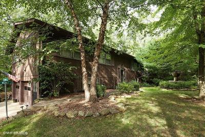 Michigan City Single Family Home For Sale: 601 Pinewood Trail