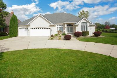 Dyer Single Family Home For Sale: 1125 Perthshire Lane