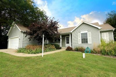 La Porte, Laporte Single Family Home For Sale: 1671 N Crest View Drive