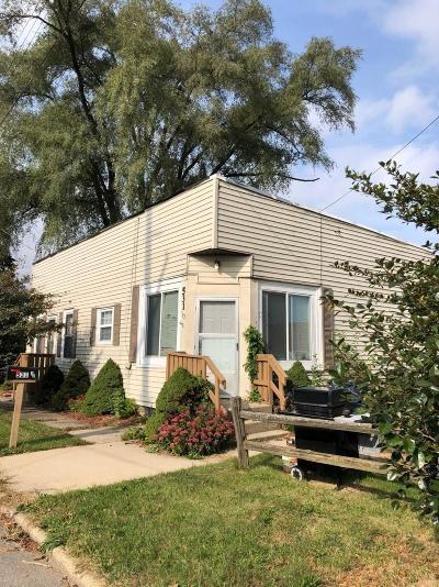 Laporte, La Porte Multi Family Home For Sale: 531 Brighton Street