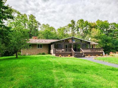 La Porte, Laporte Single Family Home For Sale: 744 N Wozniak Road