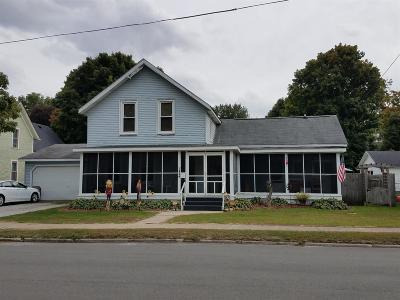 La Porte, Laporte Single Family Home For Sale: 1424 2nd Street