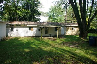 Michigan City Single Family Home For Sale: 3652 W 625 N