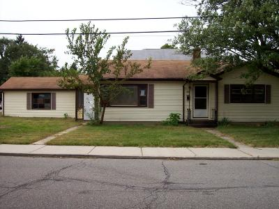 Michigan City Single Family Home For Sale: 501 Lafayette Street