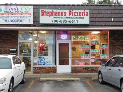 Lansing Commercial For Sale: 19120 Burnham Avenue