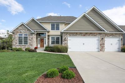 Dyer Single Family Home For Sale: 3165 Peschel Court