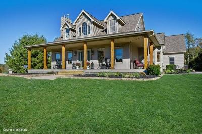 Westville Single Family Home For Sale: 678 E 950 N