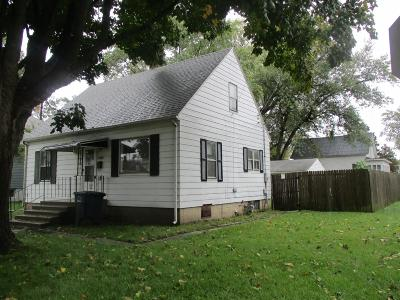Michigan City Single Family Home For Sale: 1416 Lafayette Street