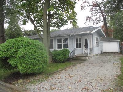 Cedar Lake Single Family Home For Sale: 13850 Huseman Street