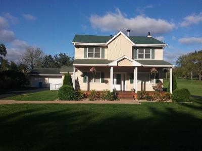 Schererville Single Family Home For Sale: 8006 Austin Avenue