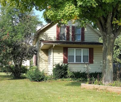 La Porte, Laporte Single Family Home For Sale: 1401 2nd Street
