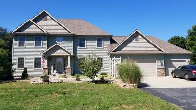 La Porte, Laporte Single Family Home For Sale: 2654 S 400 E