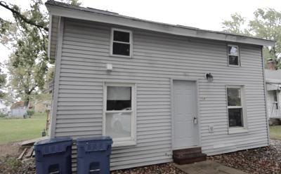 Westville Single Family Home For Sale: 154 W Washington Street