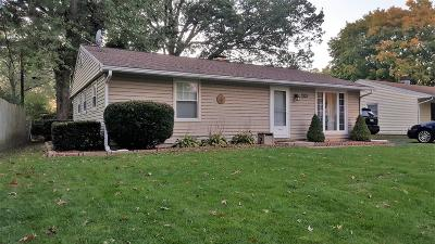 Michigan City Single Family Home For Sale: 325 Bies Street