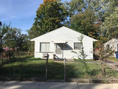 Michigan City Single Family Home For Sale: 806 Emily Street