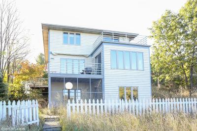 Michigan City Single Family Home For Sale: 615 Lakeshore Drive