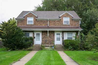 Munster Multi Family Home For Sale: 8113 Hohman Avenue