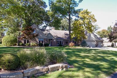 Dyer Single Family Home For Sale: 2626 Hickory Drive