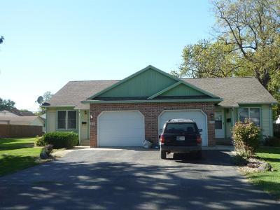 Rensselaer Multi Family Home For Sale: 412 S Melville Street
