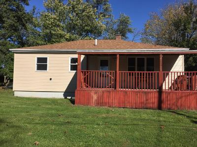 Lowell Single Family Home For Sale: 509 Indiana Avenue
